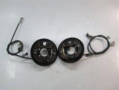 Тормозные колодки Toyota Platz 2001 [04495-52010], задний