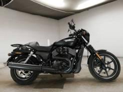 Мотоцикл Harley-Davidson Street