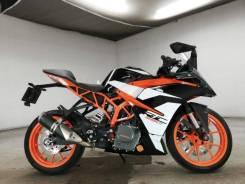 Мотоцикл KTM RC390