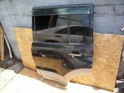 Дверь Mitsubishi Pajero 2000, левая задняя