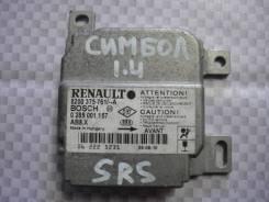 Блок управления AIR BAG Renault Symbol 2006 [8200375761] LB K4J 700, правый