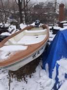 Продам лодку с моторо