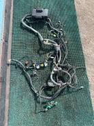 Блок предохранителей и проводка под капот K20A Honda Civic EP3 TypeR