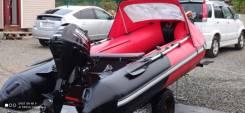 Продам лодку ПВХ мотор Сузуки 15