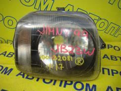 Фара Suzuki Jimny, JB23W, правая