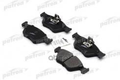 Колодки Тормозные Дисковые Передн Opel: Calibra A 92-97, Omega B 94-00, Omega B Универсал 94-99, Vectra A 93-95, Vectra A Хечбэк 93-95, Saab: 900 Ii 93-98, 900 Ii Кабрио 93 Patron арт. PBP901