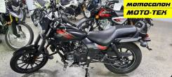 Мотоцикл BAJAJ Avenger Street 220 черный,Оф.дилер Мото-тех, 2021