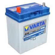 Аккумуляторная Батарея Blue Dynamic [12v 40ah 330a B00] Varta арт. 540127033