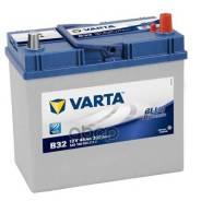 Аккумулятор Varta Blue Dynamic 45 А/Ч 545 156 033 Обратная R+ En 330a 238x129x227 B32 545 156 033 313 2 Varta арт. 545156033