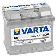 Аккумуляторная Батарея! Silver Dynamic 19.5/17.9 Евро 52ah 520a 207/175/175 Varta арт. 552401052 552401052_