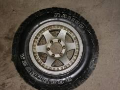 Продам комплект колёс A/T на литье