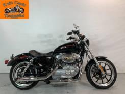 Harley-Davidson Sportster 883 Low XL883L, 2012