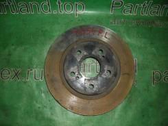 Тормозной диск Suzuki Grand Vitara, передний
