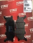 Колодки Торм. Зад. /Пер. 94.0 X 41.0 X 10.0 Mm Moto TRW арт. MCB666