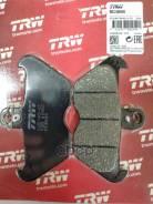 Колодки Торм. Зад. /Пер. 36.0 X 39.2 X 6.0 Mm Moto TRW арт. MCB680