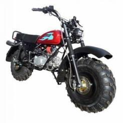Мотоцикл Скаут-3-125 АП