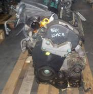 Двигатель Volkswagen BBY - 0000880 AT FF Wvwzzz6XZ3B Lupo 47 396 km коса+комп
