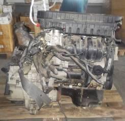 Двигатель Volkswagen BBY - 0001081 AT FF Polo 4 74 323 km коса+комп