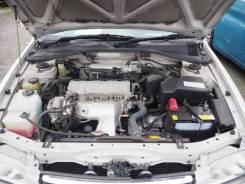 Двигатель 3S пробег 84155km. С автомобиля 4WD!
