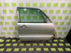 Дверь боковая Mitsubishi Pajero, правая передняя