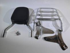 Спинка с багажником Honda Shadow VT400/750 97-03 A. C. E. Deluxe