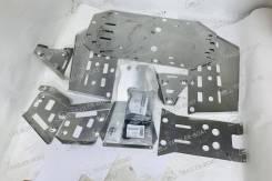 Защита днища для ATV CF MOTO X4 (2016-)