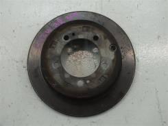 Тормозной диск Mitsubishi Airtrek 2002 [MB928716], задний