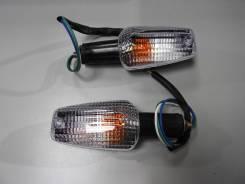 Поворотники передние Honda CB400 VTEC 99-02 CB1300 X4 белые