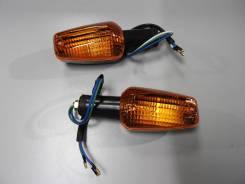 Поворотники передние Honda CB400 VTEC 99-02 CB1300 X4 желтые