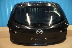 Дверь багажника со стеклом Mazda 3 BM 2013-2018 [BHY16202XA]