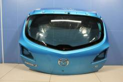 Дверь багажника со стеклом Mazda 3 BL 2009-2013 [BBY96202XD]