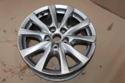 Диск колесный алюминиевый R17 Mazda 6 GJ 2013-2019 [9965077570]