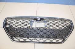 Решетка радиатора Hyundai Genesis G70 2017- [86350G9130]