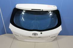Дверь багажника со стеклом Toyota Yaris 2011-2017 [6700552C20]