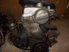 Двигатель в сборе для Toyota Funcargo NCP20 Тойота Фанкарго Функарго ЯРИС Версо Yaris Verso - 1999 - 2005 (контрактная запчасть)