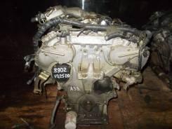 Двигатель в сборе Nissan Cefiro PA33 Ниссан Цефиро Максима Maxima 101022Y5A0 1998 - 2003 (контрактная запчасть)