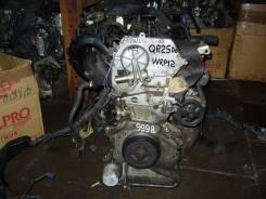 Двигатель в сборе Nissan Primera WRP12 Ниссан Примера Примьера - 2002 - 2008 (контрактная запчасть)
