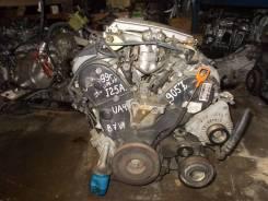 Двигатель в сборе для Honda Saber UA4 Хонда Сайбер Сабер 11000-P8D-800 1998 - 2003 (контрактная запчасть)