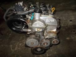 Двигатель в сборе для Toyota Belta SCP92 Тойота Бельта Белта ЯРИС Седан Yaris 2 Sedan - 2005 - 2012 (контрактная запчасть)
