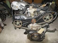 Двигатель в сборе для Toyota MARK II Qualis MCV21 Тойота МАРК 2 Чайзер Креста Chaser Cresta - 1997 - 2002 (контрактная запчасть)