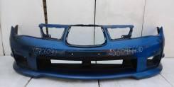 Бампер для Subaru Impreza WRX GDB Субару Импреза Передний 55504FE010 2005 - 2007 (контрактная запчасть)