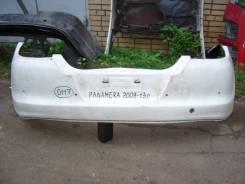 Бампер для Porsche Panamera 970 ПОРШ Порше Панамера Задний 97050541100 2009 - 2016 (контрактная запчасть)