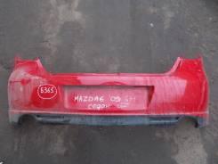 Бампер для Mazda 6 GH Мазда 6 Шесть Атенза Atenza Задний - - (контрактная запчасть)