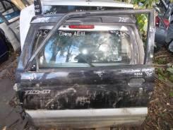 Дверь боковая для Mitsubishi Pajero Junior H57A Мицубиси Паджеро Передний Левый - 1995 - 1998 (контрактная запчасть)