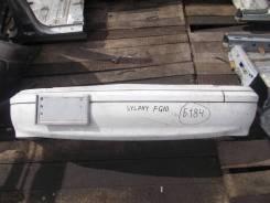 Бампер для Nissan Bluebird Sylphy FG10 Ниссан Блюберд Блуберд Задний - 2000 - 2005 (контрактная запчасть)