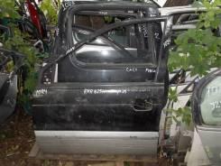 Дверь боковая для Mitsubishi RVR N23W Мицубиси Мицубиши РВР Спейс Раннер Спейс Ранер Space Runner Передний Левый - 1991 - 1997 (контрактная запчасть)