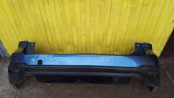 Бампер задний Subaru Forester SJ Субару Форестер Задний 57704SG012 2012-2018 (контрактная запчасть)