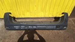 Бампер для Renault Logan MCV РЕНО Логан Задний 8450000257 2012 - (контрактная запчасть)