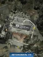Двигатель (ДВС) B12D1 1.2 Chevrolet Aveo (T250) 2005-2011 Авео