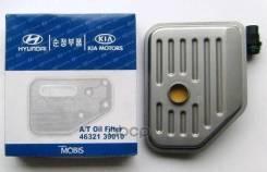 Фильтр Акпп Coupe 01>, Elantra 00>, Sonata 99>, Santafe 00> 1.6-2.0 Hyundai-KIA арт. 4632139010 Hyundai-KIA 4632139010